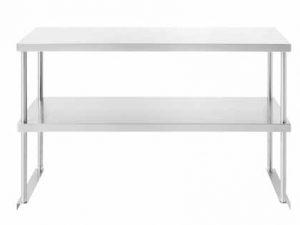 Two Tier Gantry Shelves DG1200, DG1500, DG1800