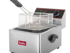 EF6 Single Tank Fryer