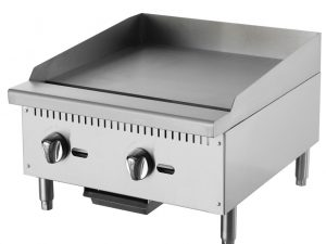 GG24L / GG24N Heavy Duty Fry Top Griddle