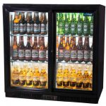 BC20SBE Display Cooler (sliding doors)