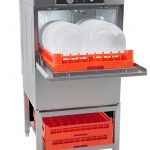 K500 Max Wash-Rinse-Drain Dishwasher/Glasswasher