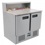PCF900E Pizza Prep Fridge