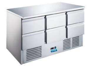 RC1370E-6D Refrigerated Counter
