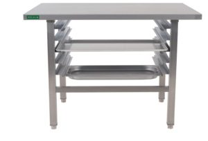 RS9080 Combi & Convection Oven Stand
