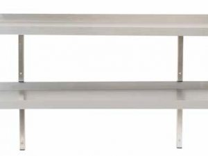 Double Wall Shelves – WS900D, WS1200D, WS1500D & WS1800D