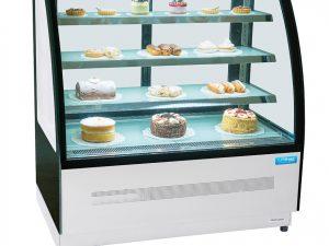 CDV120S Patisserie Cake & Sandwich Display Case