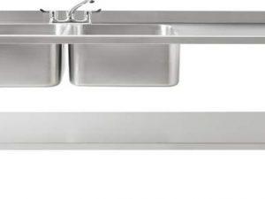DBRD1800 & DBLD1800 Large Double Sinks