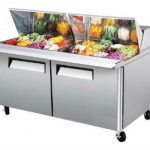 STV1530MT Mega Top Preparation Counter Refrigerator